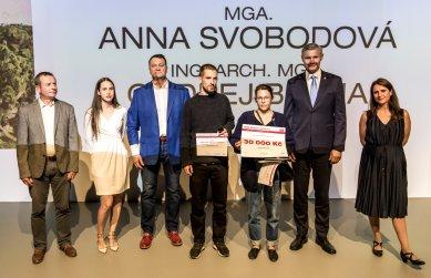 Soutěž Young Architect Award 2019 zná své vítěze - Titul CEMEX Young Architect Award