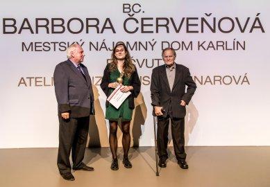 Soutěž Young Architect Award 2019 zná své vítěze - Cena Architekta Josefa Hlávky