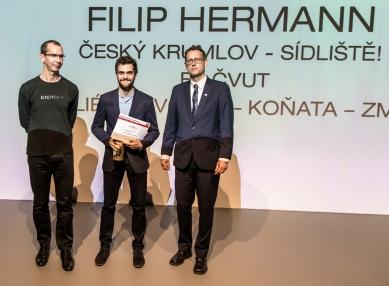 Soutěž Young Architect Award 2019 zná své vítěze - Cena Rektora ČVUT za školní práci