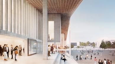 V Berlíně zahájili stavbu nového muzea moderního umění