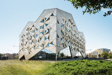 Společnost Schüco vydala druhou zprávu o udržitelnosti - Projekt Juvelen ve švédské Uppsale získal certifikaci Platinum, tedy vůbec nejvyšší ocenění mezinárodního systému udržitelnosti LEED.