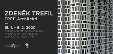 Zdeněk Trefil - výstava v bratislavské galerii SAS