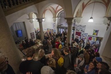 ARTSEMESTR zima 2020 - pozvánka na výstavu