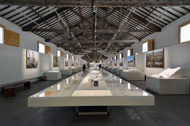 Paměť Mourových realizací – výstava v Casa da Arquitectura - foto: Petr Šmídek, 2020