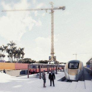 Galegion: Utopické město - výstava v DOX