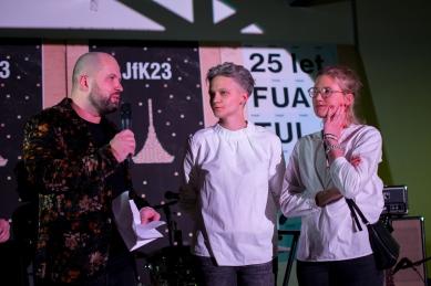 Ještěd f kleci 23 - slavnostní vyhlášení - foto: Helena Herzánová