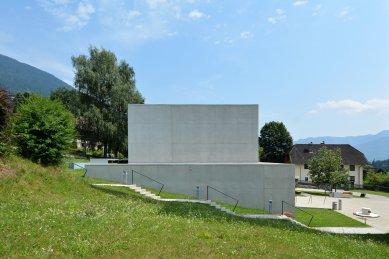 Na východ od ráje - současná vorarlberská architektura - Diecézní museum Fresach, marte.marte 2011 - foto: Petr Šmídek, 2015