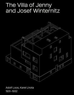 Pozvánka na křest knihy o Winternitzově vile