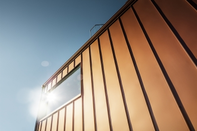 Hravé bydlení v norském stylu - foto: Croce & WIR