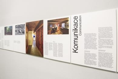 Architektura reciprocity - pozvánka na vernisáž v GJF - foto: Jiří Straka