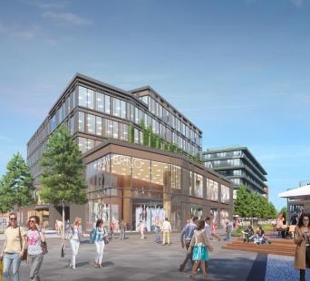 Obchodní centrum na Dornychu v Brně má jít k zemi v roce 2022
