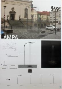 Vodní prvky na Dominikánském náměstí v Brně - výsledky soutěže - 3. místo - foto: Oldřich Morys