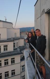Ještěd s klece 24 - slavnostní vyhlášení - After - foto: archiv Ještedu f Kleci