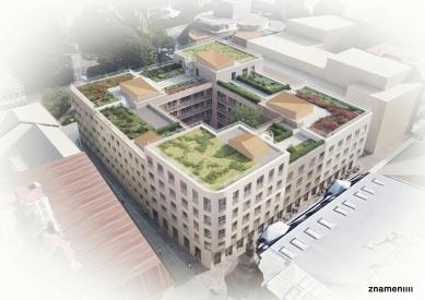Ostrava hledá investičního partnera pro nový rezidenční objekt Nové Lauby