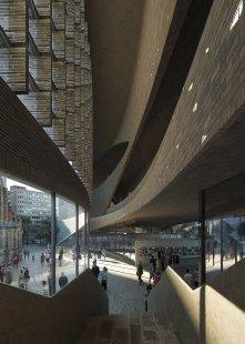 Muzeum exilu v Berlíně vznikne podle návrhu Dorte Mandrup