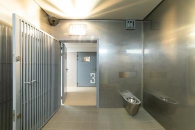 Jihlavskou protialkoholní záchytnou stanici tvoří moduly KOMA