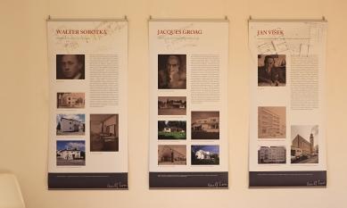 Následovníci Adolfa Loose - výstava ve vile Stiassni