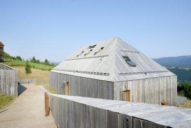 Dům s výhledem do údolí - foto: Andrea Segliani
