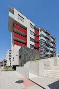 Bytové domy Botanika K1–K4