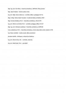 Otevřený dopis za zachování VPÚ na Žižkově