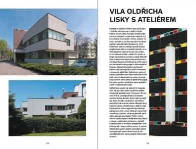 Vychází kniha o architektuře vil a rodinných domů vHradci Králové