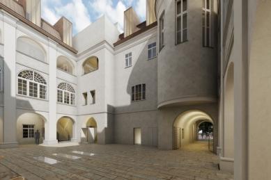 Město Zlín zná vítěze soutěže na postupnou rekonstrukci zámku