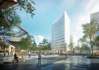 Studio A8000 navrhlo proměnu brněnské průmyslové čtvrti Špitálka