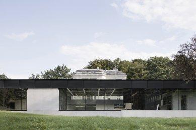 20x20x20 Daniel Zamarbide + Adrien Verchuere - Archizoom EPFL - foto: BAUKUNST