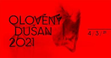 Olověný Dušan 2021 - pozvánka na online vyhlášení