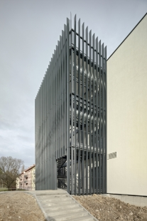 Nemocniční pavilon za necelý rok od prvního jednání. KOMA opět dokázala posunout modulární výstavbu na další úroveň