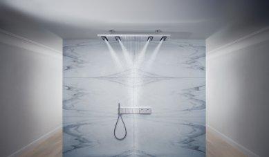 Šperk v koupelně: AXOR Edge