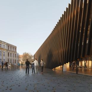 Opavský zimní stadion získá za 200 milionů korun novou podobu