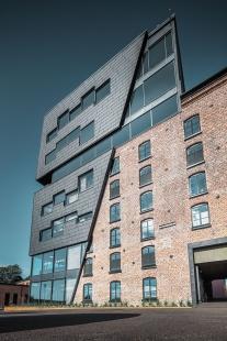 Proměna průmyslového mlýna v Larviku - foto: Croce & WIR