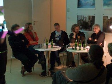 Proběhlo setkání na téma Umění versus architekt - foto: Ivan Pecina