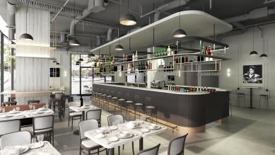 U O2 areny v Praze vzniká hotel s 300 pokoji, otevřít by se měl koncem roku - foto: ADR s.r.o.