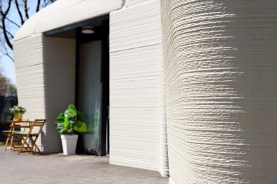 V Nizozemsku se nastěhovali první nájemníci do domu z 3D tiskárny