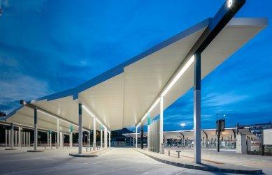 Ocenění iF za návrh autobusového nádraží od českého Egoé studia