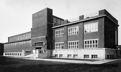 Ostravský Dům umění slaví 95 let - Dům umění z roku 1926 - foto: archiv GVUO