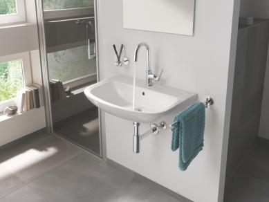 Kompletní koupelnová řešení GROHE