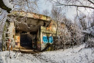 Raketová základňa Devínska Kobyla - študentská ideová súťaž - foto: Peter Petergáč