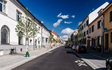 Do 6. ročníku České ceny za architekturu se přihlásilo 170 děl - Nádražní - Městská třída (Žďár nad Sázavou), GRIMM Architekti - foto: Kamil Saliba