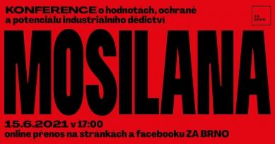 Mosilana - konference o průmyslovém dědictví