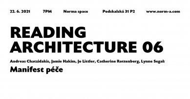 Reading architecture 06