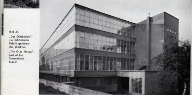 Hans Richter - průkopník funkcionalismu v Sasku a Čechách - Největší evropská továrna na punčochy