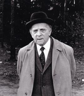 Hans Richter - průkopník funkcionalismu v Sasku a Čechách - Portrét Hanse Richtera - foto: Archiv Klaus Brendler