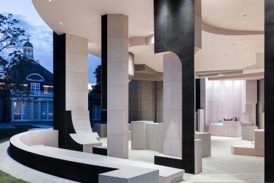 Letní pavilon Serpentine Gallery 2021 se otevírá - foto: Iwan Baan