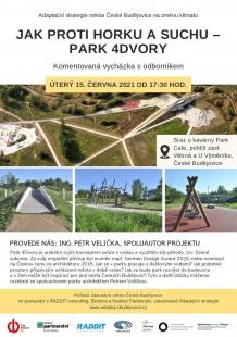 Jak proti horku a suchu - Park 4Dvory