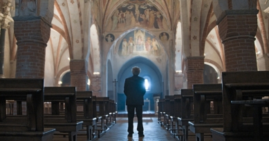Den architektury 2021 - Film a architektura - Mario Botta: The Space Beyond (Loretta Dalpozzo, Volonte #39 Michele, Švýcarsko)