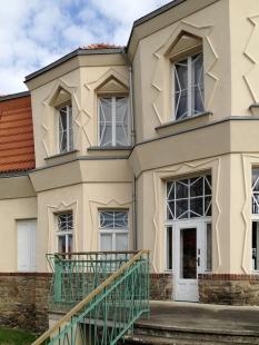 Ministerstvo kultury chce koupit kubistickou Bauerovu vilu - foto: Petr Šmídek, 2017