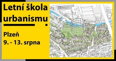 Letní škola urbanismu Plzeň 2021